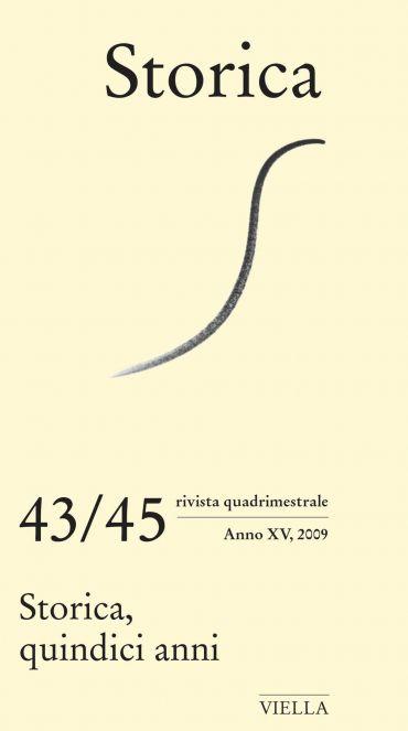 Storica (2009) Vol. 43-44-45