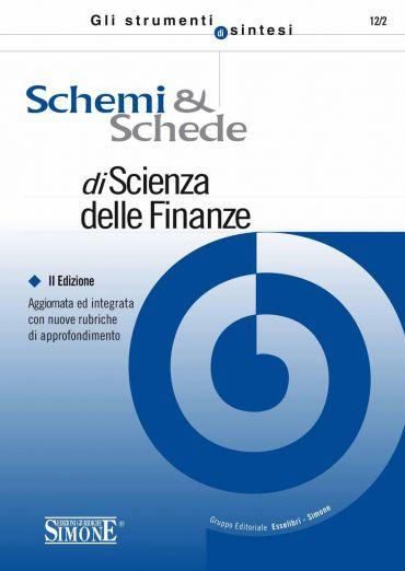 Schemi  e  Schede di Scienza delle Finanze