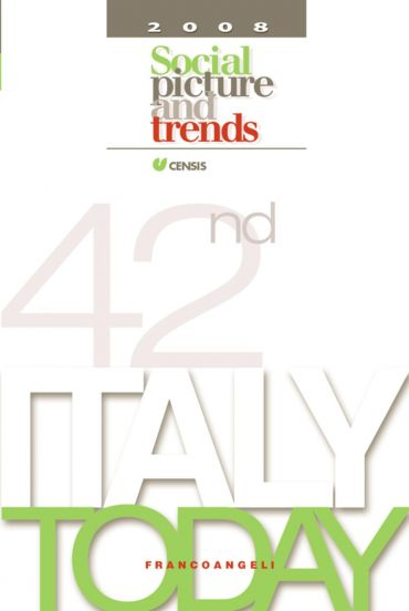 Italy today 2008. Social picture and trends
