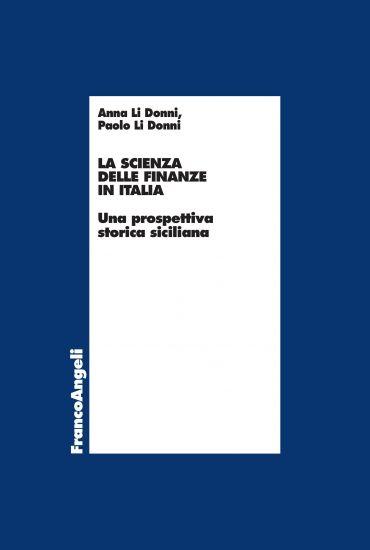 La scienza delle finanze in Italia