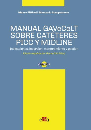 Manual GAVeCeLT sobre catéteres  PICC y MIDLINE ePub