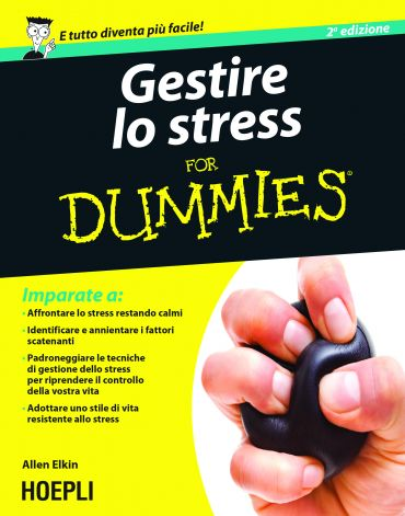 Gestire lo stress For Dummies ePub