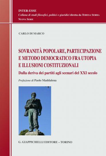 Sovranità popolare, partecipazione e metodo democratico fra utop