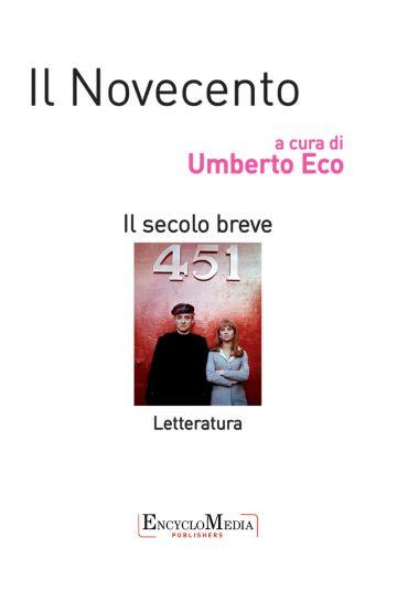 Il Novecento, letteratura ePub
