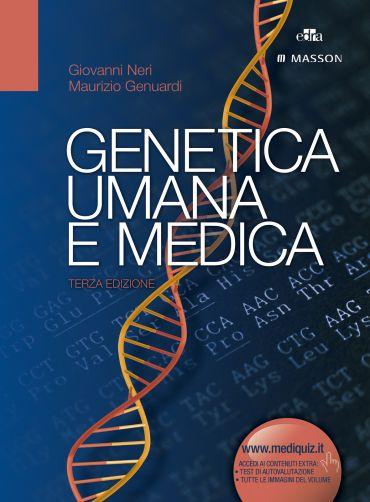 Genetica umana e medica ePub