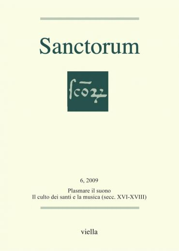 Sanctorum 6: Plasmare il suono