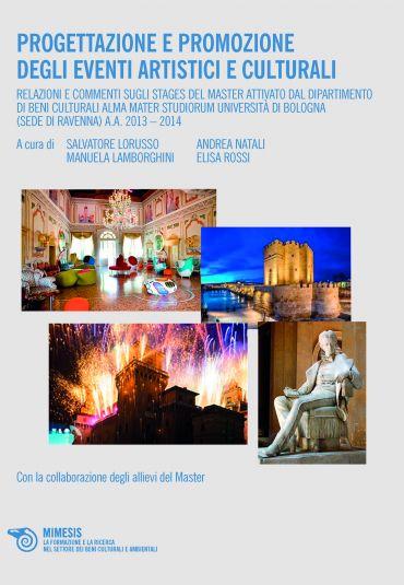 Progettazione e promozione degli eventi artistici e culturali eP