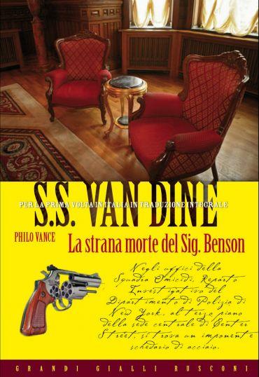 La strana morte del Sig. Benson