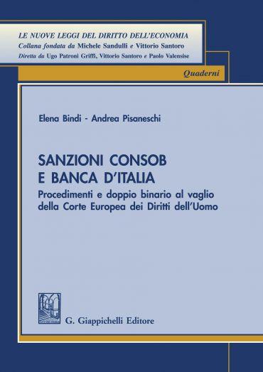 Sanzioni Consob e Banca d'Italia