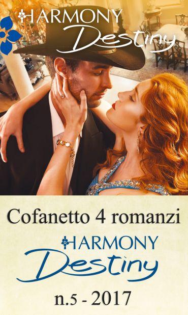 Cofanetto 4 Harmony Destiny n.5/2017 ePub