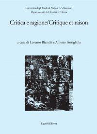Critica e ragione/Critique et raison