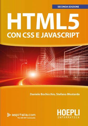 HTML5 con CSS e JavaScript ePub