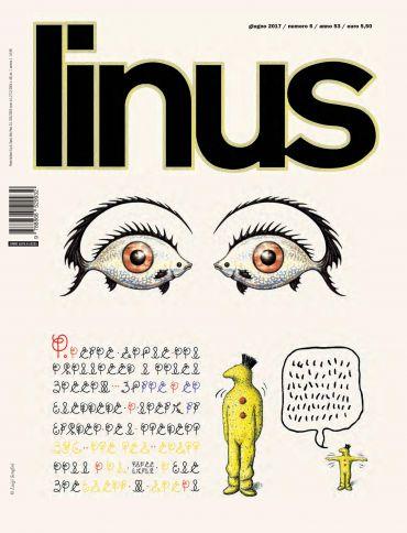 Linus. Giugno 2017