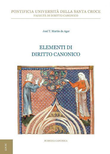 Elementi di Diritto Canonico ePub