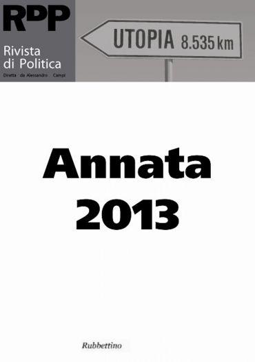 Rivista di Politica annata 2013 ePub