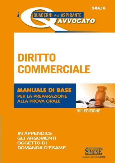 I Quaderni dell'aspirante Avvocato - Diritto Commerciale
