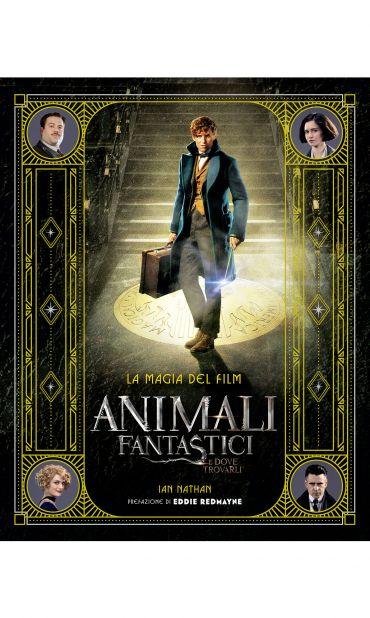 Animali fantastici e dove trovarli: la magia del film ePub
