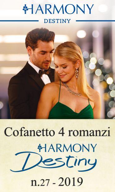 Cofanetto 4 Harmony Destiny n.27/2019 ePub