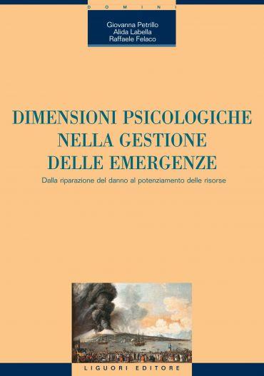 Dimensioni psicologiche nella gestione delle emergenze