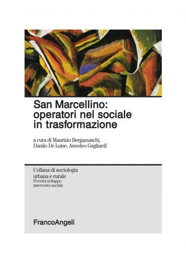 San Marcellino: operatori nel sociale in trasformazione