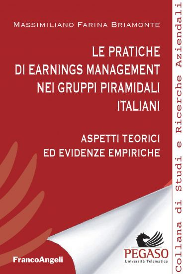Le pratiche di earnings management nei gruppi piramidali italian