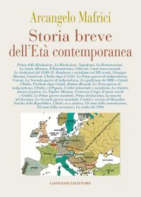 Storia breve dell'Età contemporanea ePub