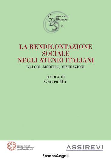 La rendicontazione sociale negli atenei italiani. Valori, modell