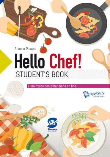 Hello Chef! - Student's book