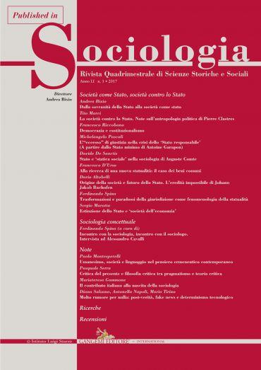 Stato e 'statica sociale' nella sociologia di Auguste Comte ePub