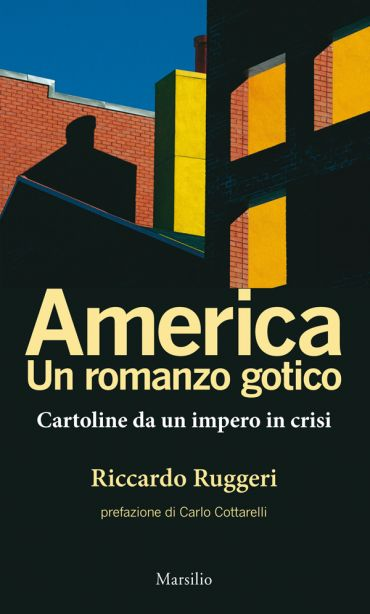 America. Un romanzo gotico ePub