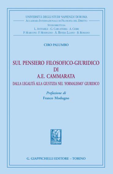Sul pensiero filosofico-giuridico di A.E. Cammarata