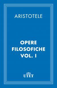 Opere filosofiche. Vol. I ePub