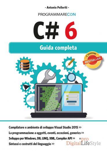 Programmare con C# 6 ePub