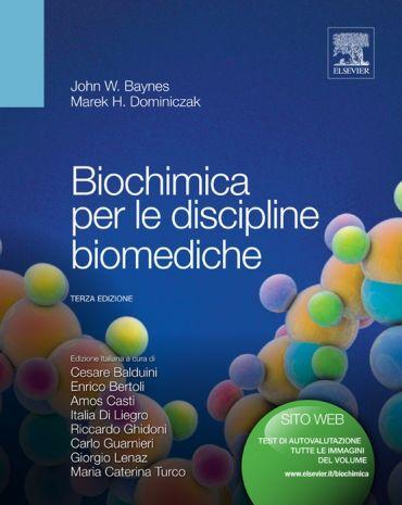 Biochimica per le discipline biomediche ePub