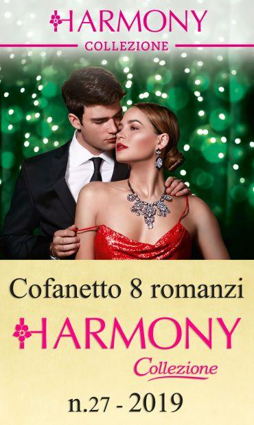 Cofanetto 8 Harmony Collezione n.27/2019 ePub