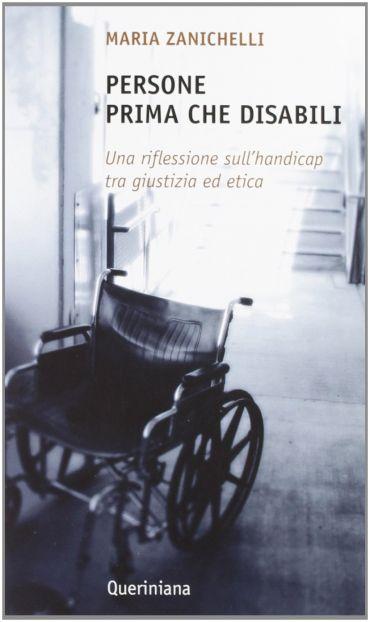 Persone prima che disabili. Una riflessione sull'handicap tra gi