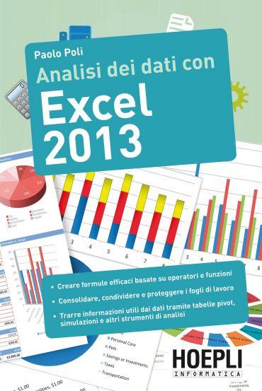 Analisi dei dati con Excel 2013 ePub