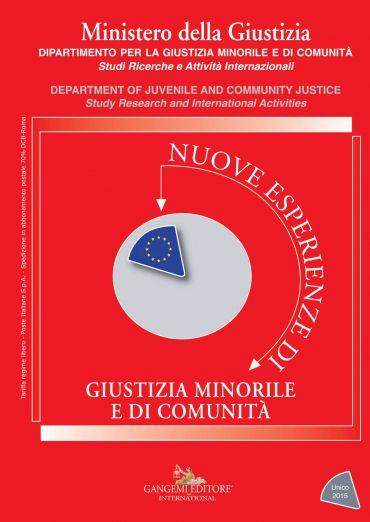 Nuove esperienze di giustizia minorile e di comunità - Unico 201