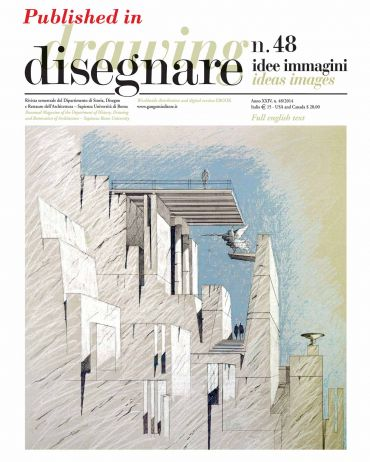 Disegno, colore e progetto nelle opere di Guglielmo Mozzoni | Dr