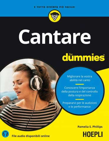 Cantare for dummies ePub