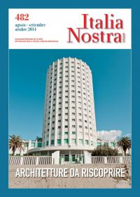 Italia Nostra 482 ago-set 2014