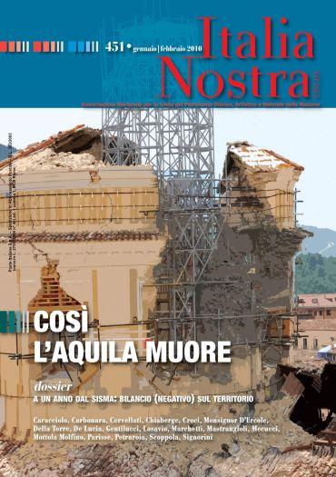 Italia Nostra 451/2010