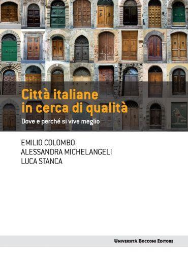 Città italiane in cerca di qualità ePub