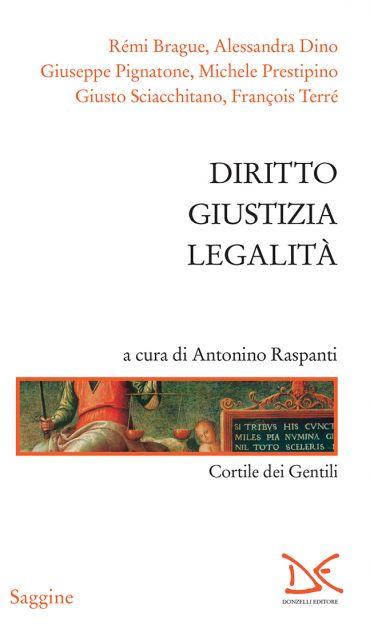 Diritto, giustizia, legalità