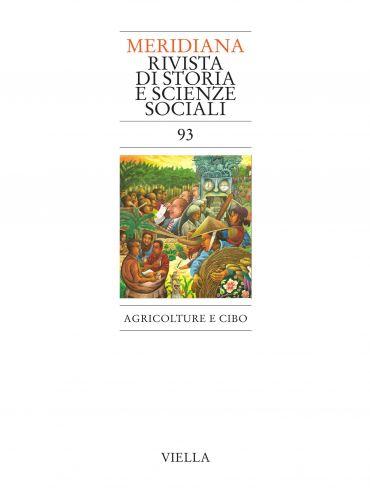 Meridiana 93: Agricolture e cibo