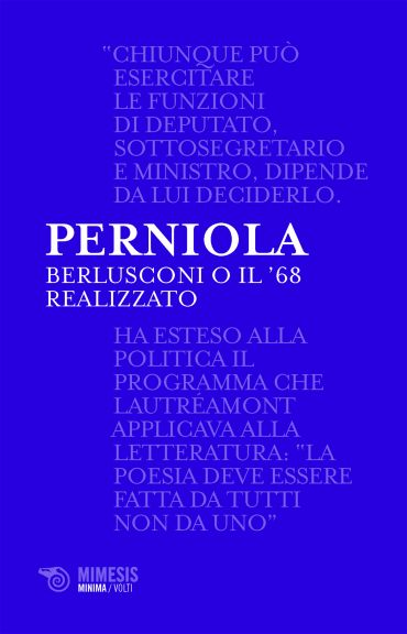 Berlusconi o il '68 realizzato ePub
