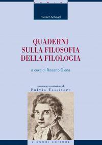 Quaderni sulla filosofia della filologia