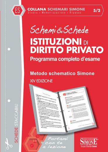 Schemi & Schede di Istituzioni di Diritto Privato