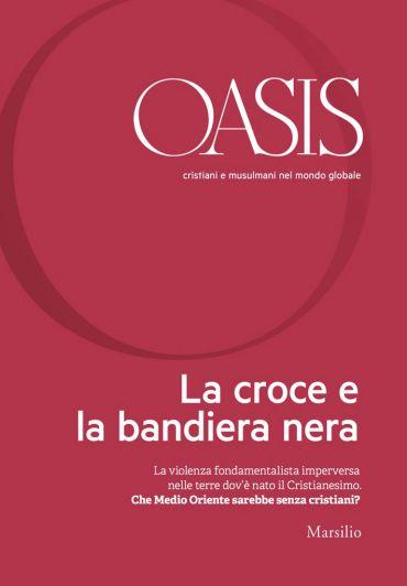 Oasis n. 22, La croce e la bandiera nera