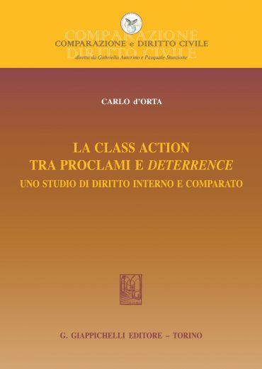 La Class action tra proclami e deterrence